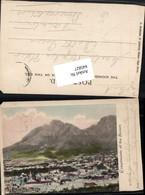 645827,South Africa Südafrika Cape Town Kapstadt Devils Peak - Südafrika