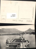 645818,South Africa Südafrika Cape Town Kapstadt Promenade Pier - Südafrika