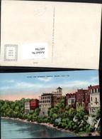 645794,Selma Alabama River And Masonic Temple - Ohne Zuordnung