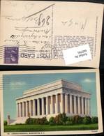 645791,Washington D. C. Lincoln Memorial - Ohne Zuordnung