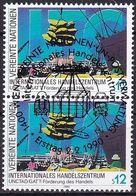 UNO WIEN 1990 Mi-Nr. 98 2er O Used - Aus Abo - Wien - Internationales Zentrum