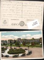 645773,Rhode Island Union Station Park Providence Auto Oldtimer - Ohne Zuordnung