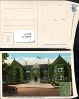 645767,Philadelphia Houston Hall University Of Pennsylvania Auto Oldtimer - Ohne Zuordnung