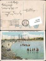 645745,Massachusetts New Bath House Columbus Park City Point South Boston Strandleben - Ohne Zuordnung