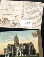 645738,Wyoming Cheyenne State Capitol Embossed Card - Ohne Zuordnung