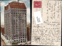 645715,Chicago Masonic Temple Illinois - Ohne Zuordnung
