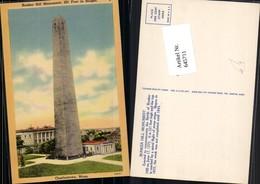 645711,Charlestown Bunker Hill Monument Massachusetts - Ohne Zuordnung