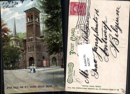 645707,Mauch Chunk Opera House M.E. Church Pennsylvania - Ohne Zuordnung