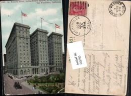 645705,St. Francis Hotel San Francisco California Stp. Emeryville - Ohne Zuordnung