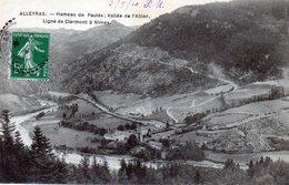 Alleyras. Hameau De Pautès. Ligne De Clermont à Nimes. - Other Municipalities