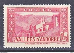 Andorre  77 Pont De La Massana Neuf ** TB  MNH  Sin Charmela Cote 12.5 - French Andorra