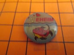 1317 Pin's Pins / Beau Et Rare  / THEME ANIMAUX / POISSON ROUGE EHEIM - Animaux