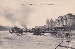 Coblence Vue Sur La Préfecture - Koblenz