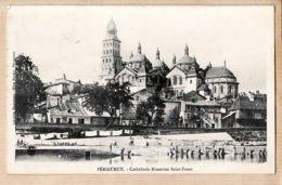 X24080 Edition Libraire MONTAIGNE BORDAS- PERIGUEUX Dordogne Cathédrale BIZANTINE SAINT-FRONT 1909 à GINESTOUS Belley - Périgueux
