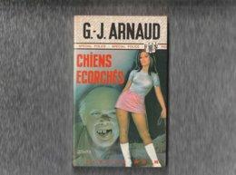 """"""""""" FLEUVE NOIR """""""" --  N° 1143  --  1974  --  G . J . ARNAUD  -- """"""""  CHIENS  ECORCHES  """""""" - Fleuve Noir"""