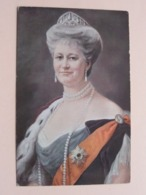 Kaiserin AUGUSTE VICTORIA ( 2521) Anno 1916 > St. Quentin > Feldpost ! - Mujeres Famosas