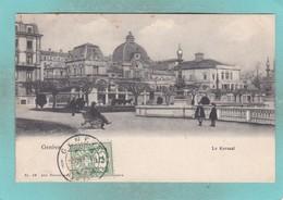 Small Old Post Card Of Le Kursaal,Geneve,Geneva, Switzerland,S91. - GE Geneva
