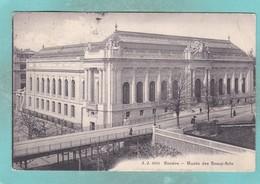 Small Old Post Card Of Musee Des Beaux-Arts,Geneve,Geneva, Switzerland,S91. - GE Geneva