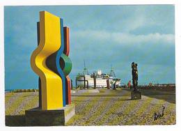 66 Port Barcarès N°983 L'Allée Des Arts Et Le Lydia Paquebot VOIR DOS - Port Barcares