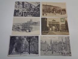 Lot De 60 Cartes Postales D' Allemagne Deutschland     Lot Van 60 Postkaarten Van Duitsland - 60 Scans - 5 - 99 Postkaarten