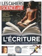 LES CAHIERS DE SCIENCE ET VIE  N° 172 L'ECRITURE , Reines En Armes , Capitale Azteque , Olympisme - Science