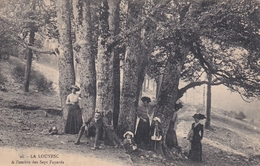 La Louvesc A L'ombre Des Sept Fayards - La Louvesc