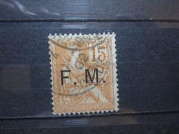 VEND BEAU TIMBRE DE FRANCHISE MILITAIRE DE FRANCE N° 1 !!! (b) - Militaire Zegels (zonder Portkosten)