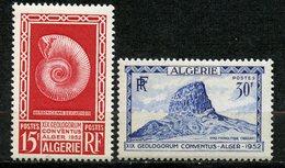 Algérie, Yvert 297&298**, Scott 247&248**, MNH - Algerien (1924-1962)