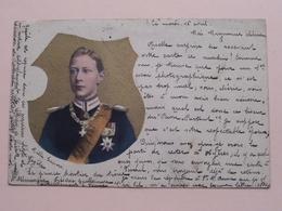 Kronprinz FRIEDRICH WILHELM ( Trenkler ) Anno 1901 > Vienne > Hyeres ! - Personajes Históricos