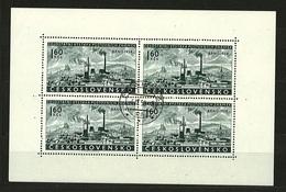CSSR 1958 Michel: 1100 Klb. - Used - Tschechoslowakei/CSSR