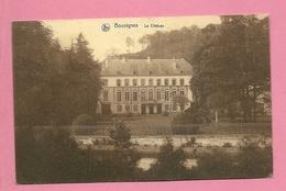 C.P. Bouvignes-sur-Meuse  =  Le  Château - Dinant
