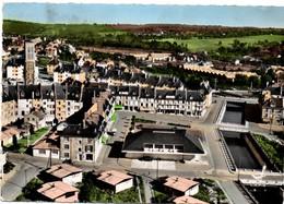 Condé-sur-Noireau 1962 - Vue Aérienne - édit. Lapie - France