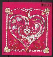 France 2013 Bloc Feuillet N° F4717 Neuf Saint Valentin Hermès à La Faciale - Sheetlets
