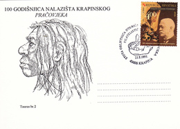 Croatia, Krapina Neanderthal - Préhistoire