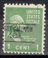 USA Precancel Vorausentwertung Preo, Locals Nebraska, Fort Calhoun 734 - Vereinigte Staaten