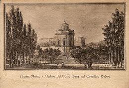(C).Firenze Antica Originale Del 1941.Giardino Boboli (c20) - Firenze