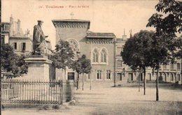 Dept 31,Haute Garonne,Cpa Toulouse,Place Du Salin - Toulouse