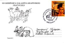 Croatia, Krapina Neanderthal - Preistoria