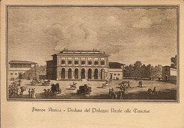 (C).Firenze Antica Originale Del 1941.Palazzo Reale Alle Cascine (c20) - Firenze