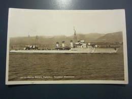 Carte Postale Marine Militaire Française Torpilleur Brestois - Krieg