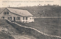 CPA-37896-68 - Hohrodberg - Restaurant Chaume D'Alsace Glasborn    -Envoi Gratuit - Francia