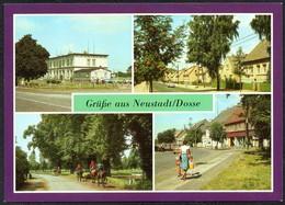 D2945 - TOP Neustadt Bahnhof Reittouristik - Bild Und Heimat Reichenbach - Neustadt (Dosse)
