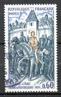 FRANCE. N°1579 De 1968 Oblitéré. Jeanne D'Arc. - France