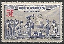 REUNION POSTE AERIENNE N° 21 NEUF - Réunion (1852-1975)