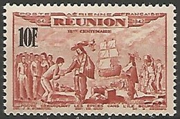REUNION POSTE AERIENNE N° 22 NEUF - Réunion (1852-1975)