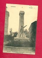 C.P.Bouvigny =  Inauguration Du  Monument 1914-1918 - La Louvière