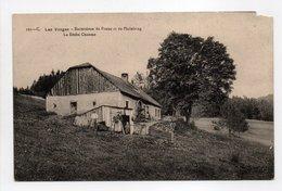 - CPA LES VOSGES (88) - Excursions De Fraize Et De Plainfaing - La Sèche Chaume 1915 (avec Personnages) - - France