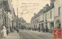 REIMS - Rue Dieu Lumière. - Reims
