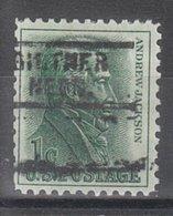 USA Precancel Vorausentwertung Preo, Locals Nebraska, Giltner 729, Stamp Thin - Vereinigte Staaten