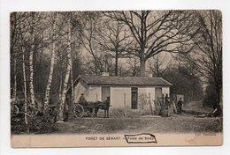 - CPA FORÊT DE SÉNART (91) - Poste De Soisy 1907 - Collection Ponnelle - - Sénart